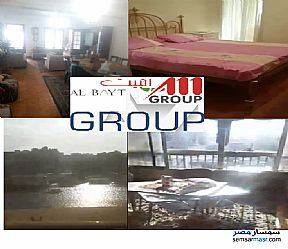 Ad Photo: Apartment 4 bedrooms 2 baths 250 sqm extra super lux in Zamalek  Cairo