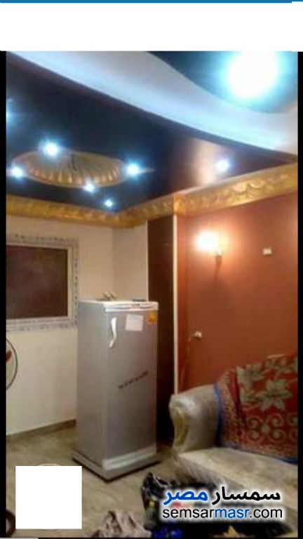 Photo 2 - Apartment 2 bedrooms 1 bath 80 sqm super lux For Rent - Old Law - Faisal Giza