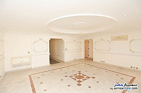 Apartment 3 bedrooms 2 baths 205 sqm extra super lux For Rent Roshdy Alexandira - 1