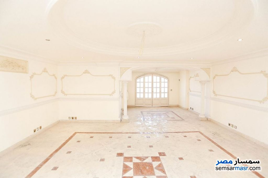 Photo 3 - Apartment 3 bedrooms 2 baths 205 sqm extra super lux For Rent Roshdy Alexandira