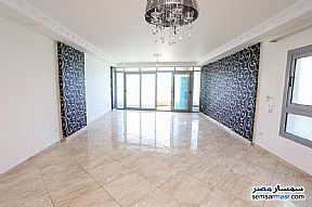 Apartment 3 bedrooms 3 baths 260 sqm super lux For Rent Al Lbrahimiyyah Alexandira - 2