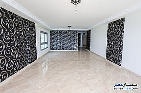 Apartment 3 bedrooms 3 baths 260 sqm super lux For Rent Al Lbrahimiyyah Alexandira - 3