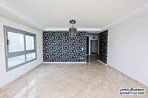 Apartment 3 bedrooms 3 baths 260 sqm super lux For Rent Al Lbrahimiyyah Alexandira - 4