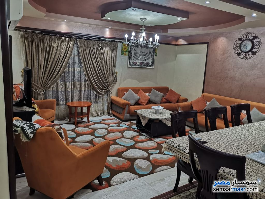 Photo 2 - Apartment 2 bedrooms 1 bath 127 sqm super lux For Sale El Ubour City Qalyubiyah