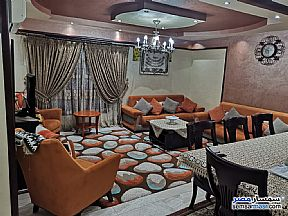 Apartment 2 bedrooms 1 bath 127 sqm super lux For Sale El Ubour City Qalyubiyah - 2