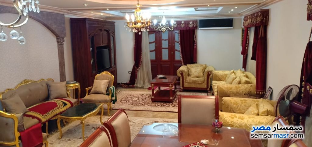 Photo 12 - Apartment 3 bedrooms 3 baths 192 sqm extra super lux For Sale El Ubour City Qalyubiyah