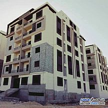 Ad Photo: Apartment 3 bedrooms 1 bath 100 sqm super lux in October Gardens  6th of October