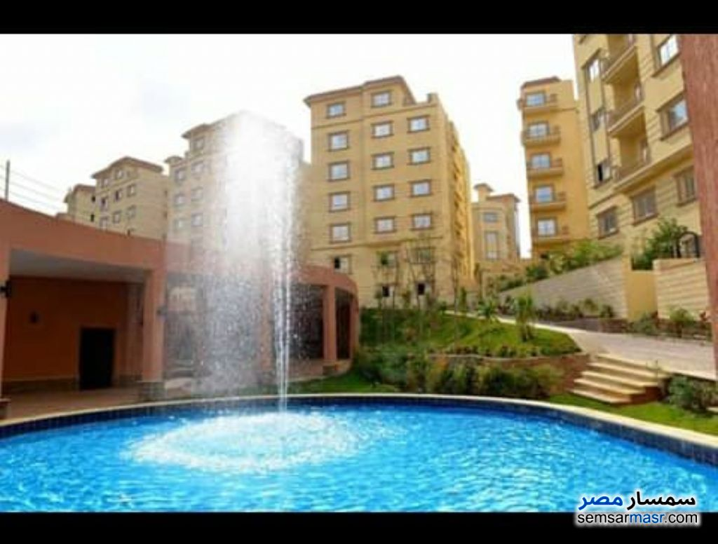 Photo 2 - Apartment 3 bedrooms 2 baths 194 sqm super lux For Sale First Settlement Cairo