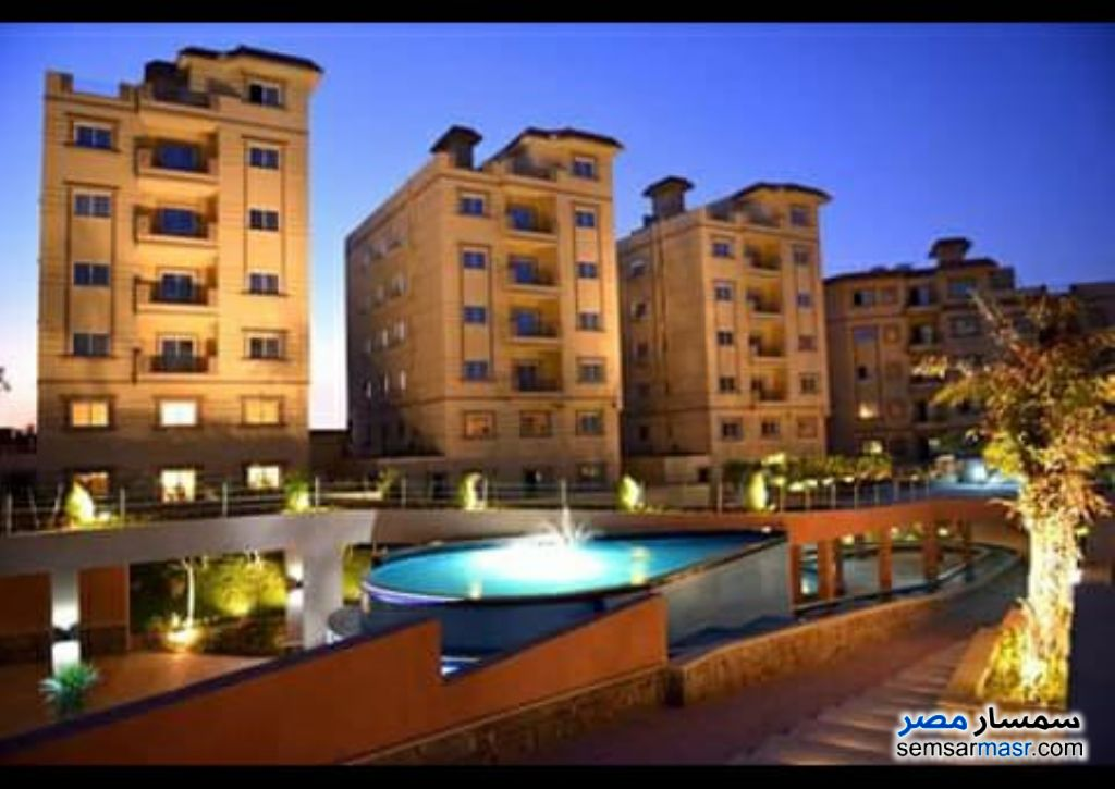 Photo 3 - Apartment 3 bedrooms 2 baths 194 sqm super lux For Sale First Settlement Cairo