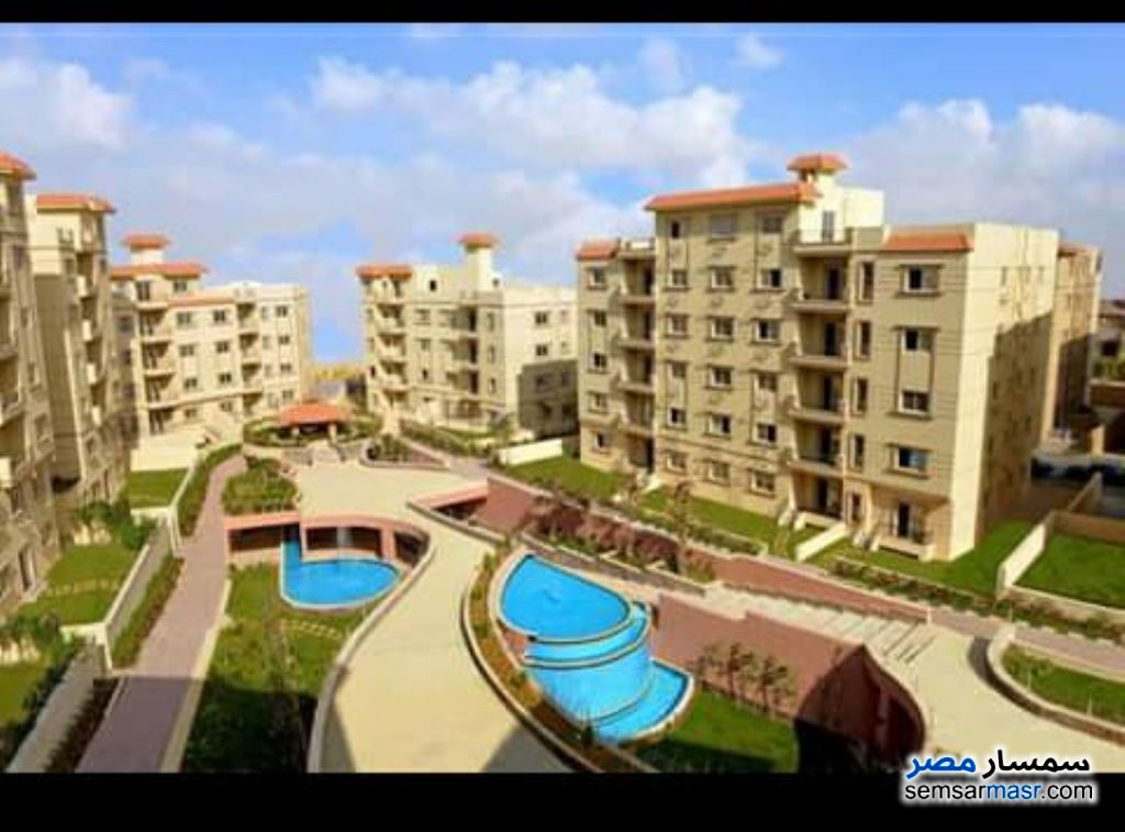 Photo 4 - Apartment 3 bedrooms 2 baths 194 sqm super lux For Sale First Settlement Cairo