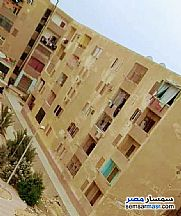 Ad Photo: Apartment 2 bedrooms 1 bath 70 sqm semi finished in First Settlement  Cairo