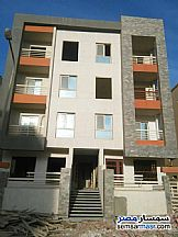 Ad Photo: Apartment 2 bedrooms 1 bath 98 sqm semi finished in Mukhabarat Land  6th of October