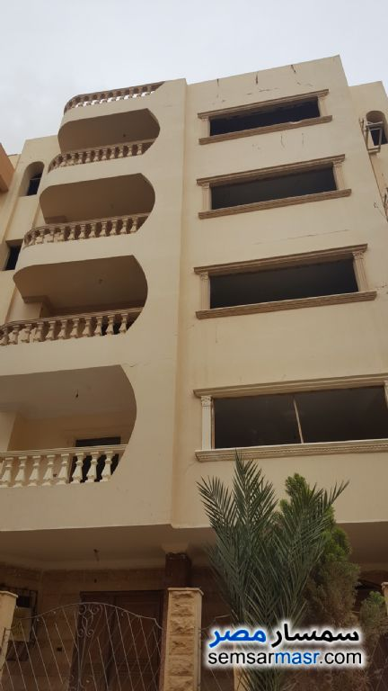 Photo 1 - Apartment 2 bedrooms 1 bath 120 sqm semi finished For Sale Districts 6th of October