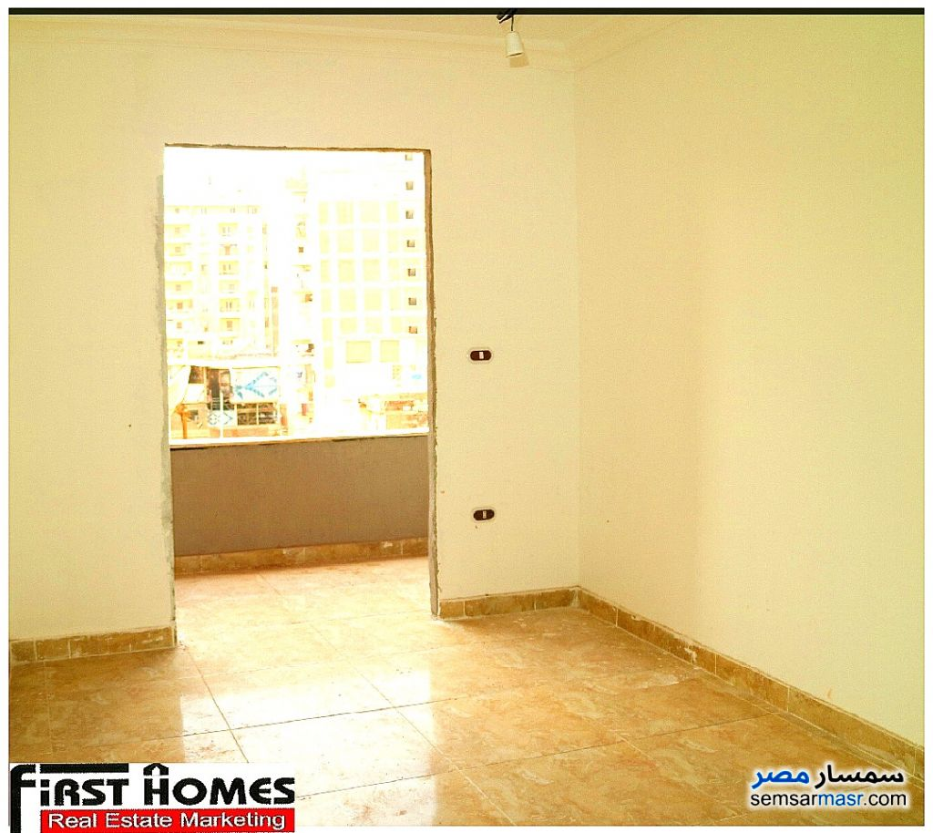 Photo 1 - Apartment 3 bedrooms 2 baths 130 sqm super lux For Sale Al Lbrahimiyyah Alexandira