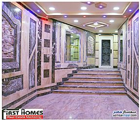 Apartment 3 bedrooms 2 baths 130 sqm super lux For Sale Al Lbrahimiyyah Alexandira - 2