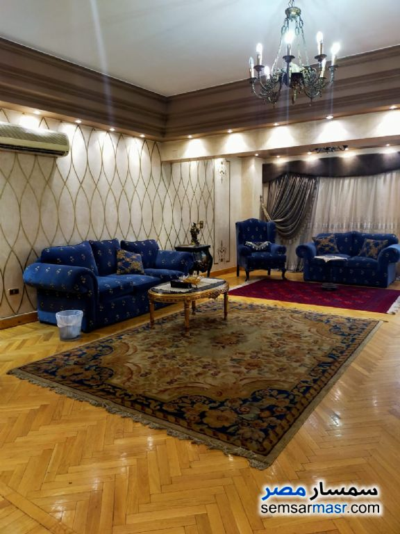 Photo 16 - Apartment 4 bedrooms 4 baths 300 sqm extra super lux For Sale Mohandessin Giza