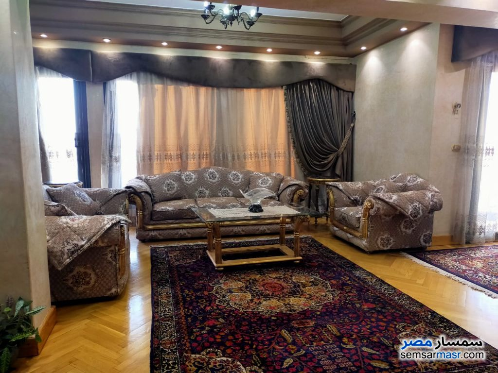 Photo 20 - Apartment 4 bedrooms 4 baths 300 sqm extra super lux For Sale Mohandessin Giza