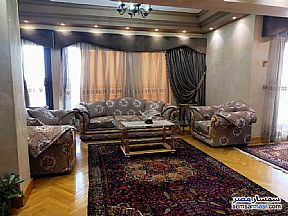 Apartment 4 bedrooms 4 baths 300 sqm extra super lux For Sale Mohandessin Giza - 20