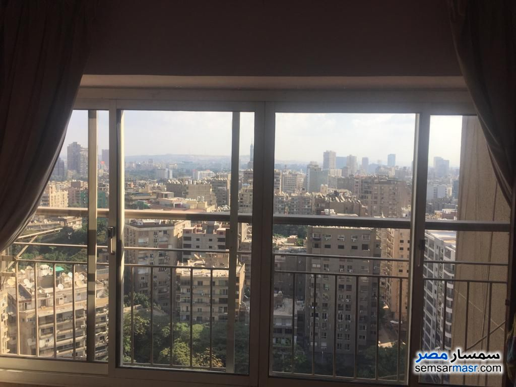 Photo 23 - Apartment 4 bedrooms 4 baths 300 sqm extra super lux For Sale Mohandessin Giza