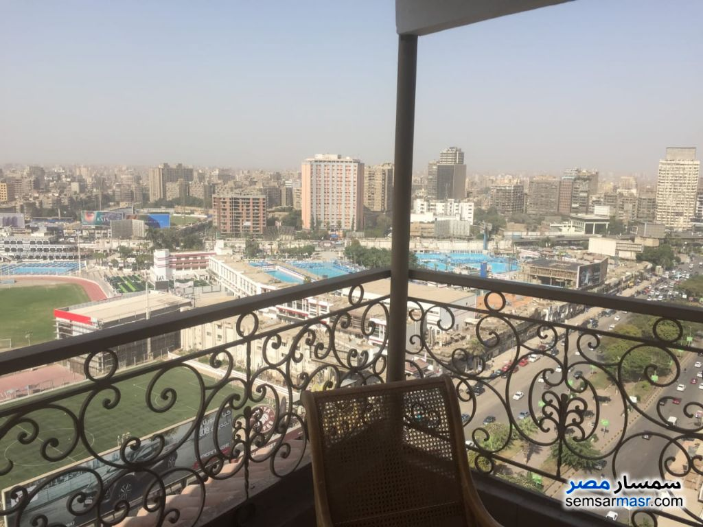 Photo 24 - Apartment 4 bedrooms 4 baths 300 sqm extra super lux For Sale Mohandessin Giza