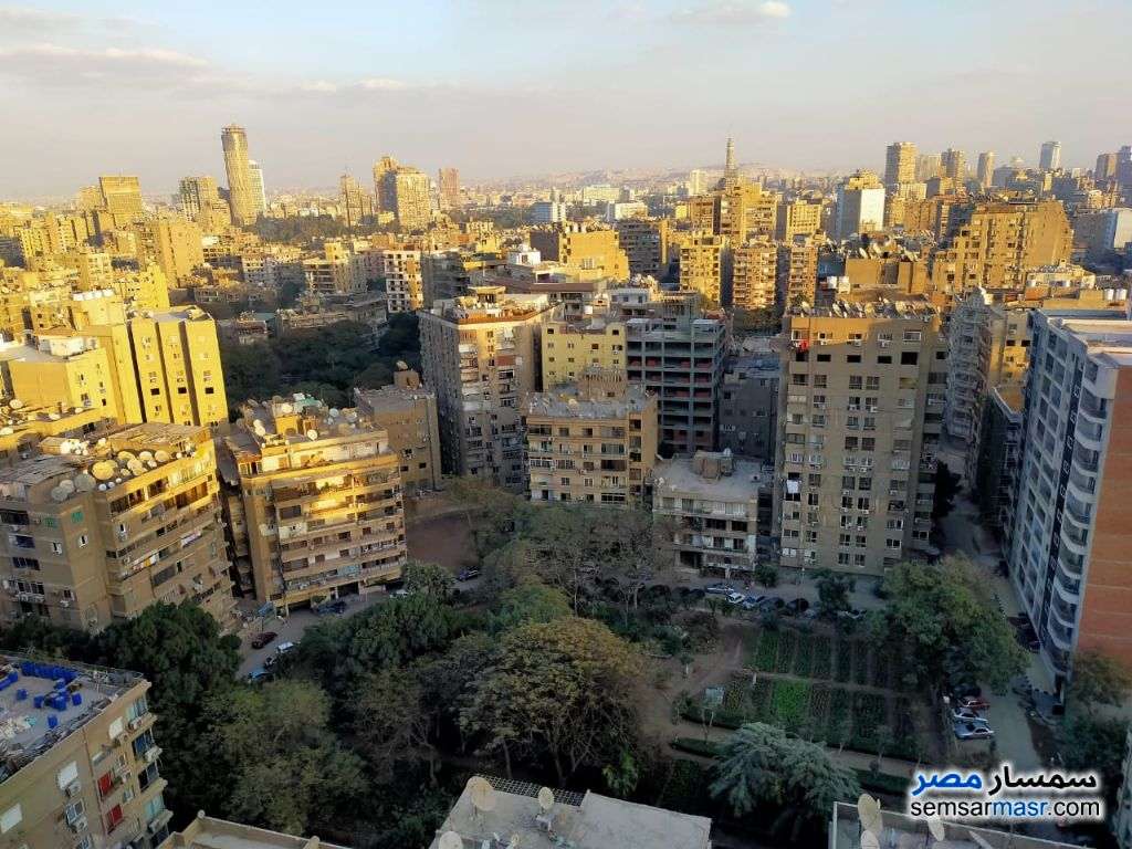 Photo 28 - Apartment 4 bedrooms 4 baths 300 sqm extra super lux For Sale Mohandessin Giza