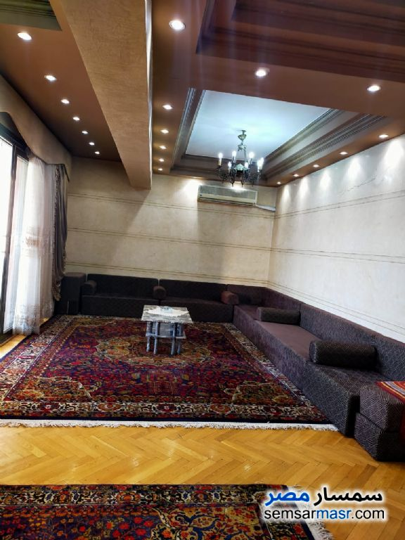 Photo 5 - Apartment 4 bedrooms 4 baths 300 sqm extra super lux For Sale Mohandessin Giza