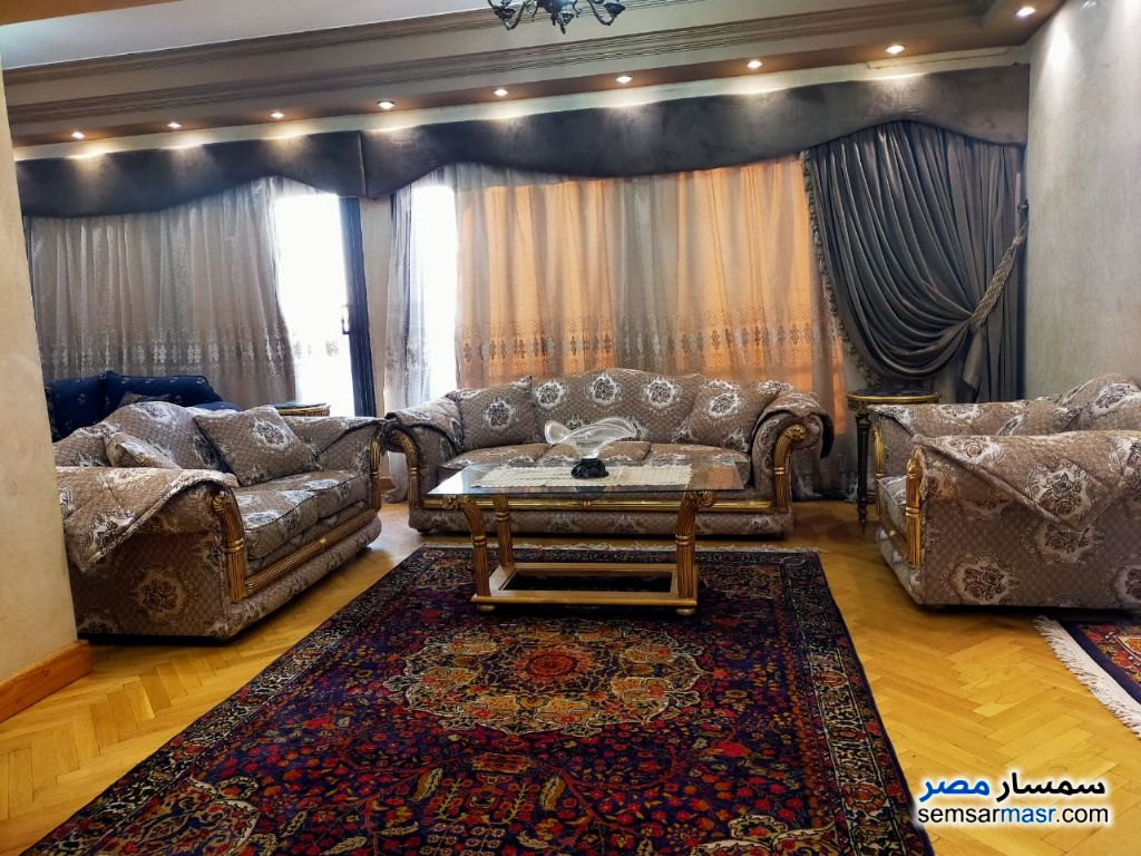Photo 8 - Apartment 4 bedrooms 4 baths 300 sqm extra super lux For Sale Mohandessin Giza