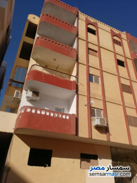 Photo 1 - Apartment 2 bedrooms 1 bath 100 sqm without finish For Sale Hurghada Red Sea