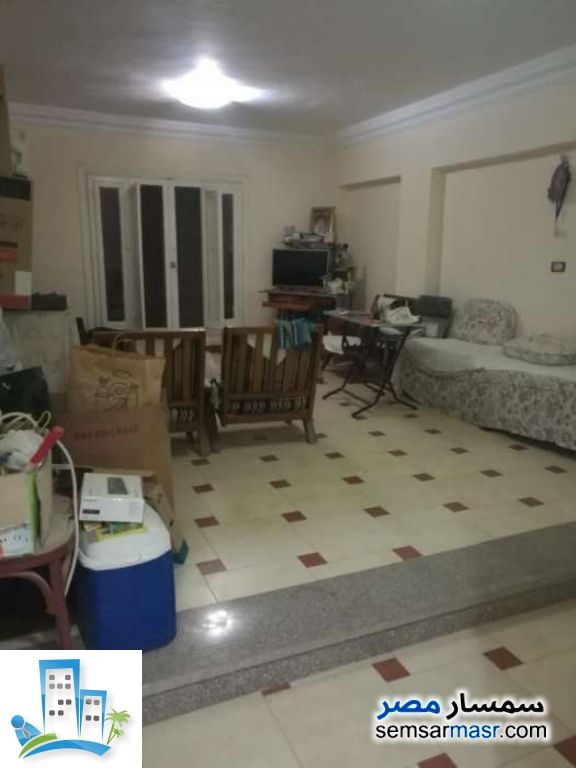 Ad Photo: Apartment 2 bedrooms 1 bath 74 sqm super lux in Al Bashayer District  6th of October