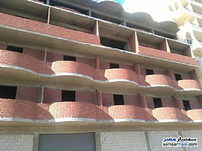 Ad Photo: Apartment 2 bedrooms 1 bath 65 sqm without finish in Agami  Alexandira