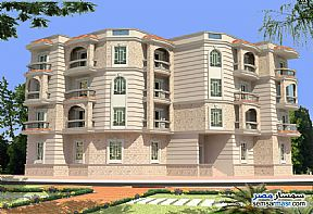 Ad Photo: Apartment 3 bedrooms 3 baths 200 sqm semi finished in North Extensions  6th of October