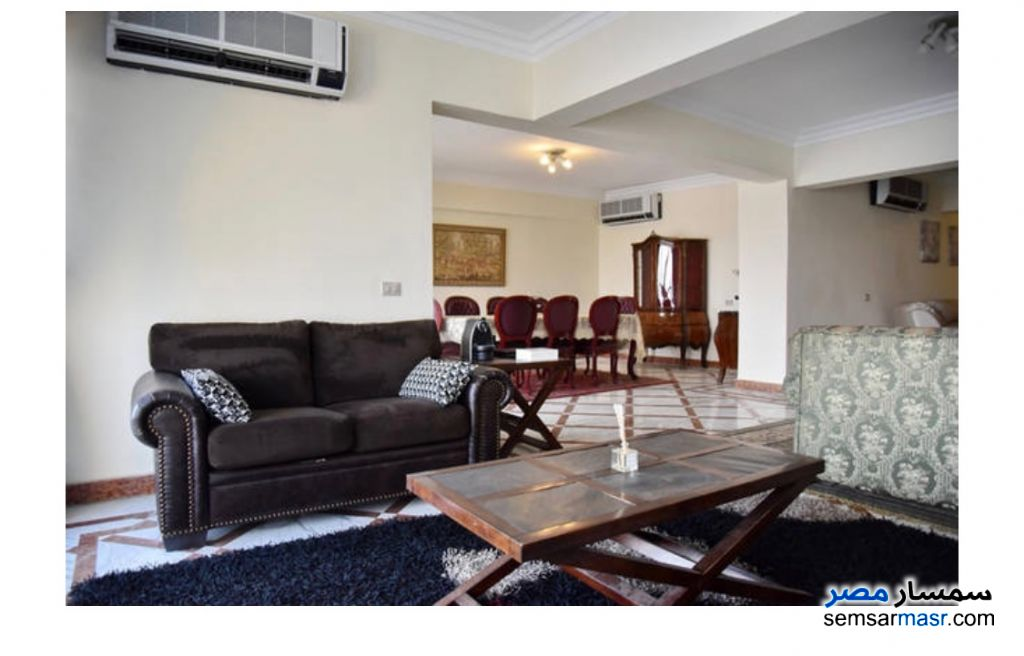 Photo 3 - Apartment 5 bedrooms 4 baths 400 sqm super lux For Sale Dokki Giza