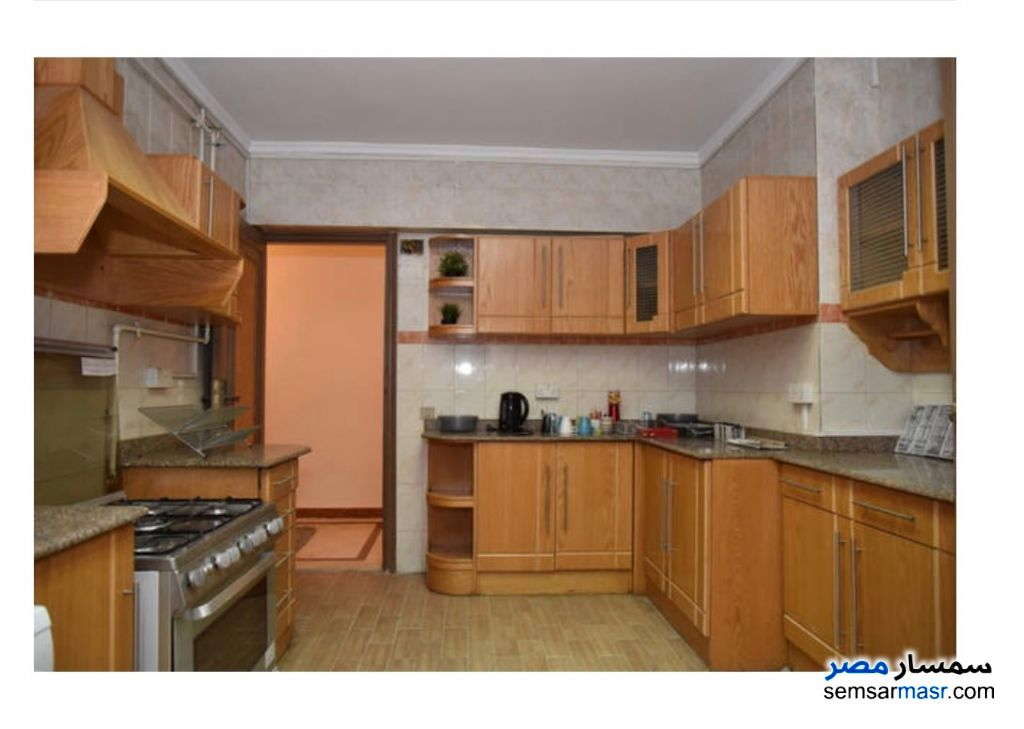 Photo 5 - Apartment 5 bedrooms 4 baths 400 sqm super lux For Sale Dokki Giza