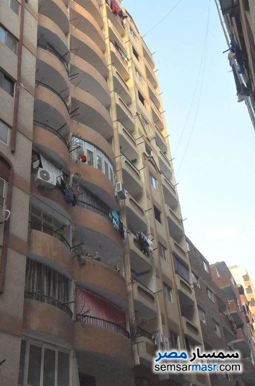 Photo 1 - Apartment 3 bedrooms 1 bath 125 sqm without finish For Sale Nasr City Cairo