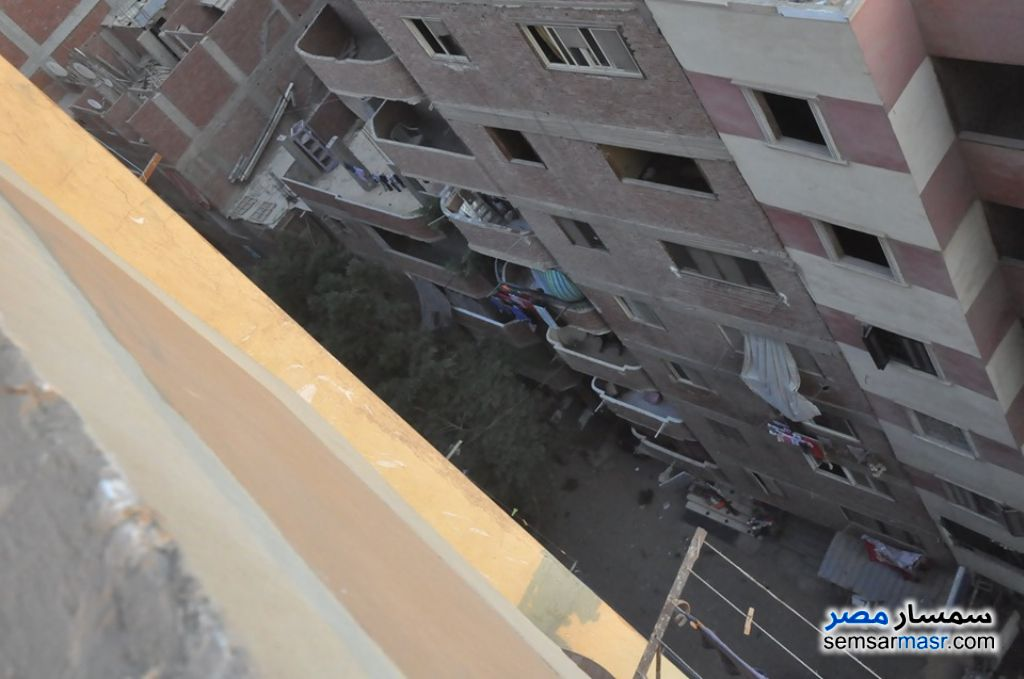 Photo 3 - Apartment 3 bedrooms 1 bath 125 sqm without finish For Sale Nasr City Cairo
