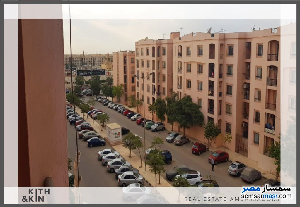 Photo 4 - Apartment 3 bedrooms 2 baths 123 sqm lux For Sale Rehab City Cairo