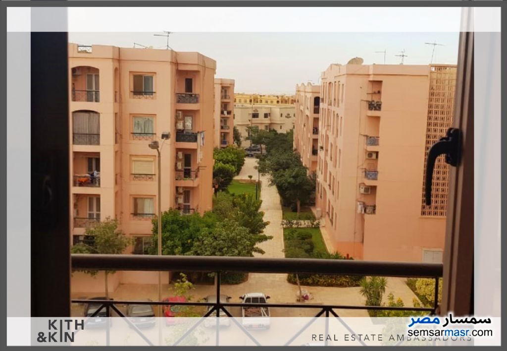 Photo 8 - Apartment 3 bedrooms 2 baths 123 sqm lux For Sale Rehab City Cairo
