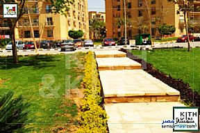 Ad Photo: Apartment 2 bedrooms 1 bath 99 sqm in Rehab City  Cairo