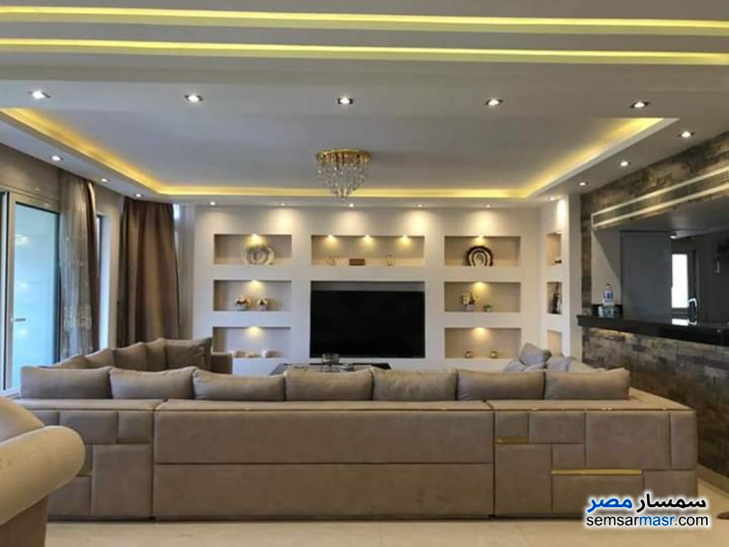 Photo 4 - Apartment 3 bedrooms 3 baths 250 sqm super lux For Sale Maadi Cairo