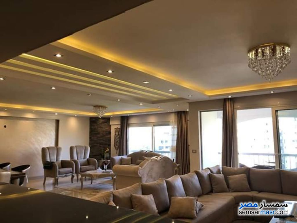 Photo 8 - Apartment 3 bedrooms 3 baths 250 sqm super lux For Sale Maadi Cairo