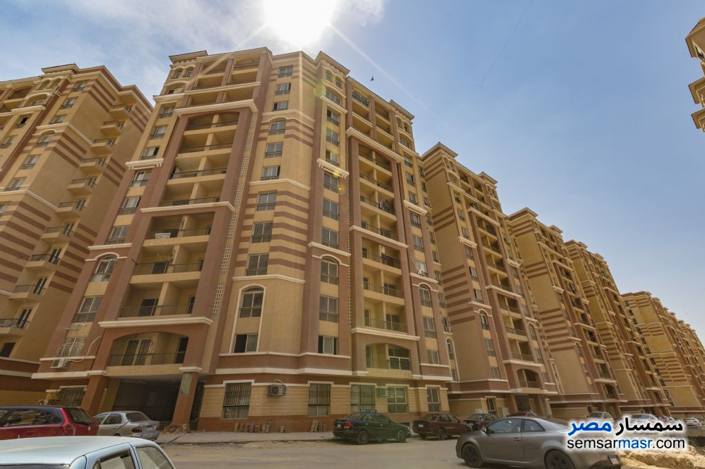 Photo 3 - Apartment 2 bedrooms 2 baths 111 sqm semi finished For Sale Mokattam Cairo