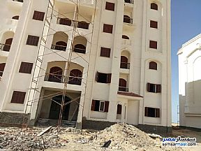 Ad Photo: Apartment 3 bedrooms 2 baths 120 sqm semi finished in Borg Al Arab  Alexandira