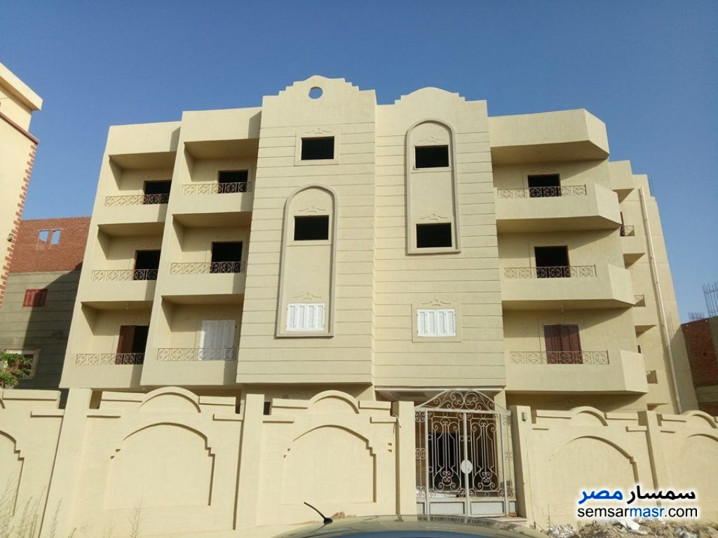 Photo 1 - Apartment 2 bedrooms 1 bath 95 sqm super lux For Sale Borg Al Arab Alexandira