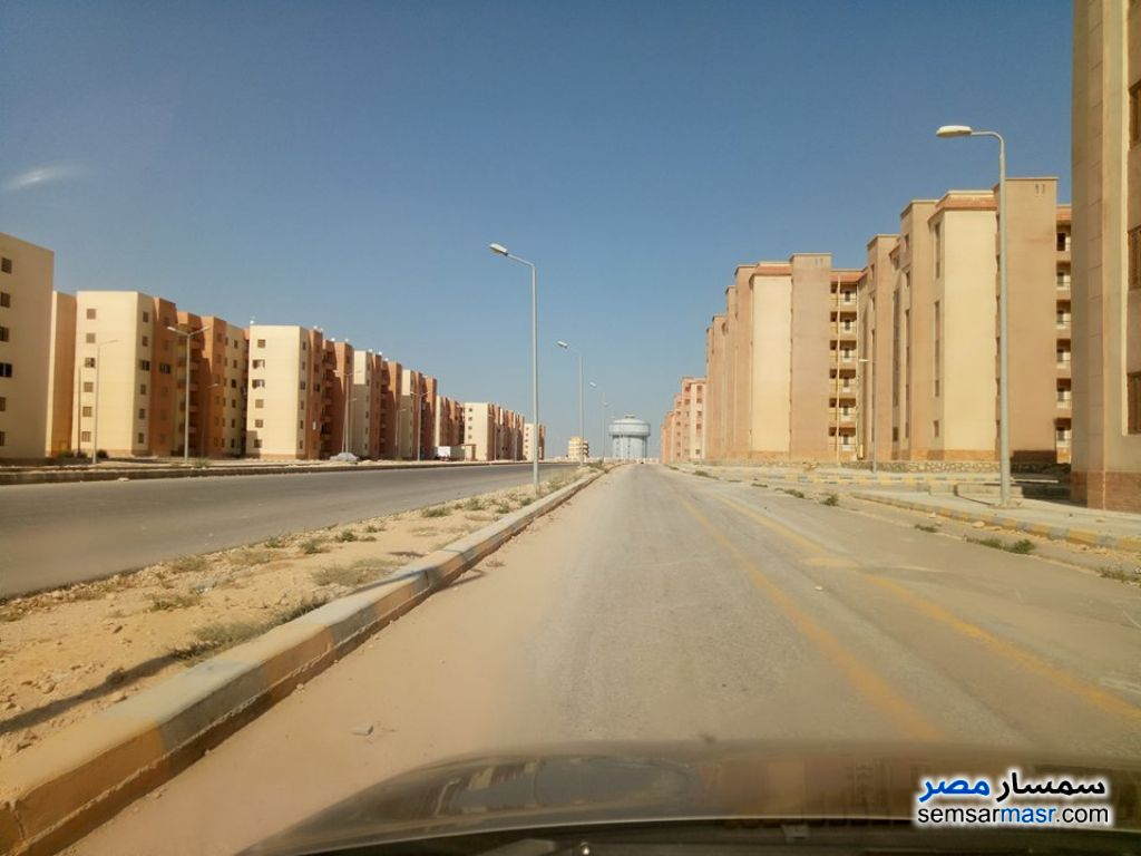 Ad Photo: Apartment 3 bedrooms 1 bath 90 sqm super lux in Borg Al Arab  Alexandira