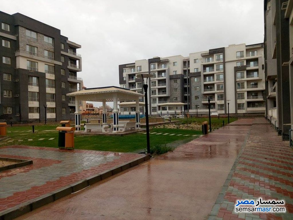 Photo 3 - Apartment 3 bedrooms 2 baths 120 sqm super lux For Sale Borg Al Arab Alexandira