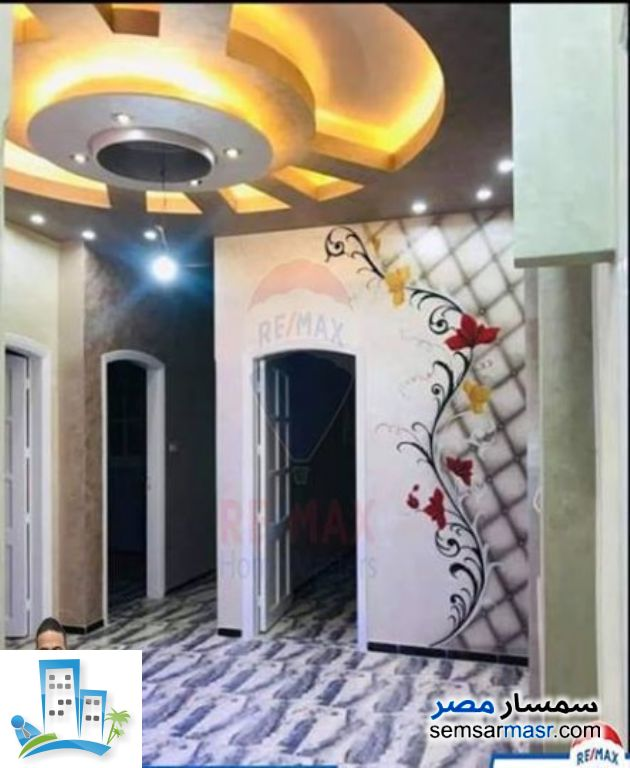 Ad Photo: Apartment 3 bedrooms 1 bath 90 sqm extra super lux in Ras El Bar  Damietta
