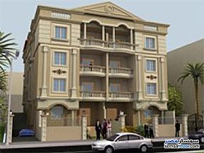 Ad Photo: Apartment 2 bedrooms 2 baths 130 sqm semi finished in Districts  6th of October