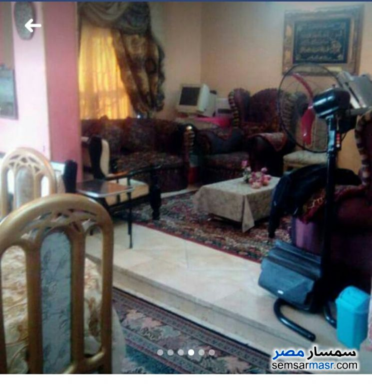Photo 1 - Apartment 2 bedrooms 1 bath 87 sqm lux For Sale Nasr City Cairo