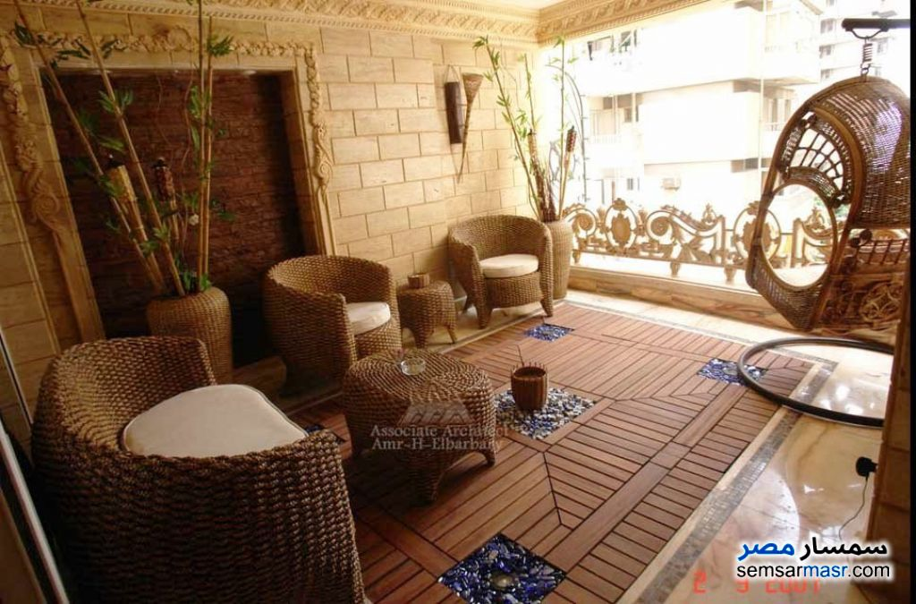 Photo 2 - Apartment 2 bedrooms 2 baths 150 sqm extra super lux For Sale Sidi Beshr Alexandira