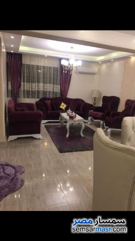 Photo 1 - Apartment 4 bedrooms 3 baths 235 sqm super lux For Sale Heliopolis Cairo
